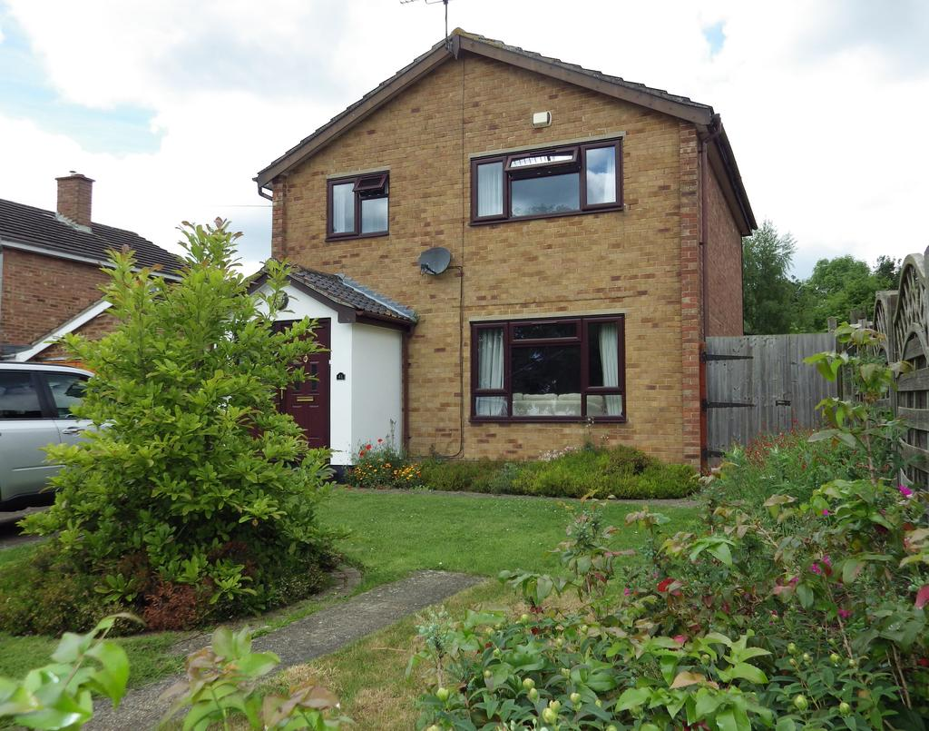 4 Bedrooms Detached House for sale in All saints Road, Creeting St Mary IP6