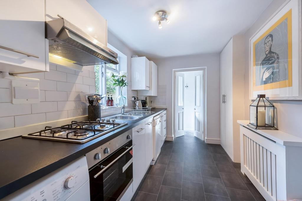 1 Bedroom Apartment Flat for sale in NANSEN ROAD, SW11