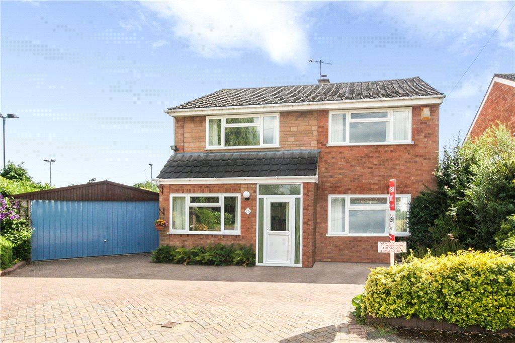 4 Bedrooms Detached House for sale in Napleton Lane, Kempsey, Worcester, Worcestershire, WR5