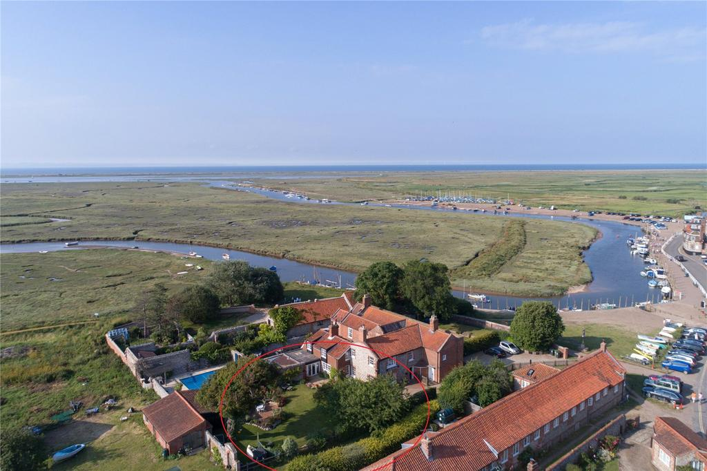 5 Bedrooms Semi Detached House for sale in The Quay, Blakeney, Norfolk, NR25