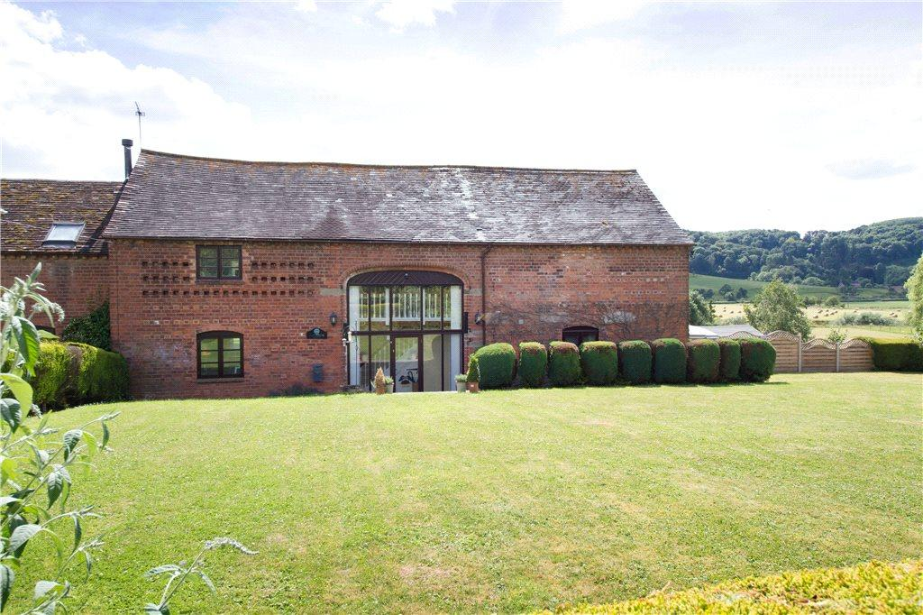 5 Bedrooms Barn Conversion Character Property for sale in Shelsley Beauchamp, Worcester, Worcestershire, WR6