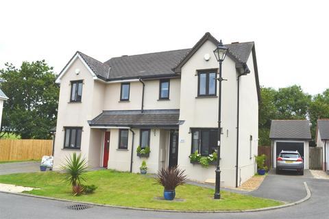 3 bedroom semi-detached house for sale - Fountain Fields, High Bickington, Umberleigh