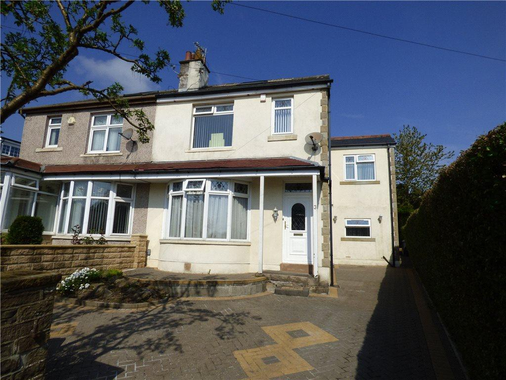 5 Bedrooms Semi Detached House for sale in Lynton Villas, Bradford, West Yorkshire