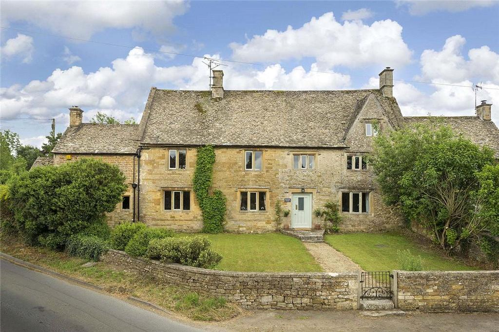 5 Bedrooms Semi Detached House for sale in Little Rissington, Cheltenham, GL54