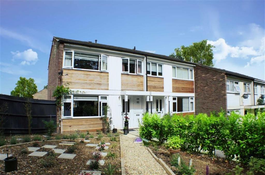 3 Bedrooms End Of Terrace House for sale in Windmill Avenue, St Albans, Hertfordshire