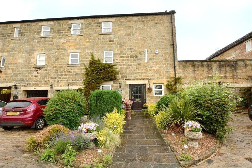 4 Bedrooms Town House for sale in The Keep House, Adel Mill, Adel, Leeds