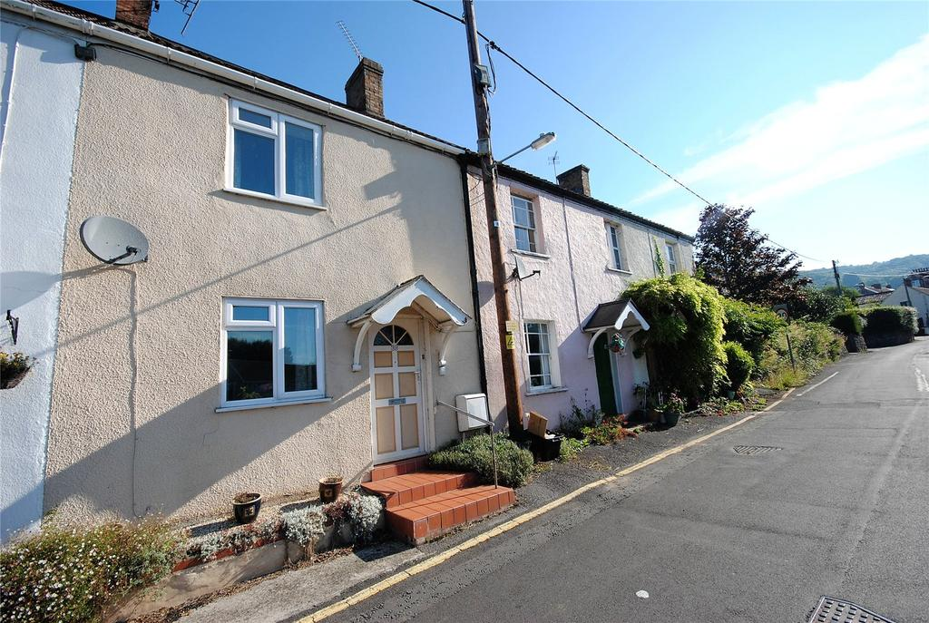 2 Bedrooms Terraced House for sale in Redcliffe Street, CHEDDAR, BS27