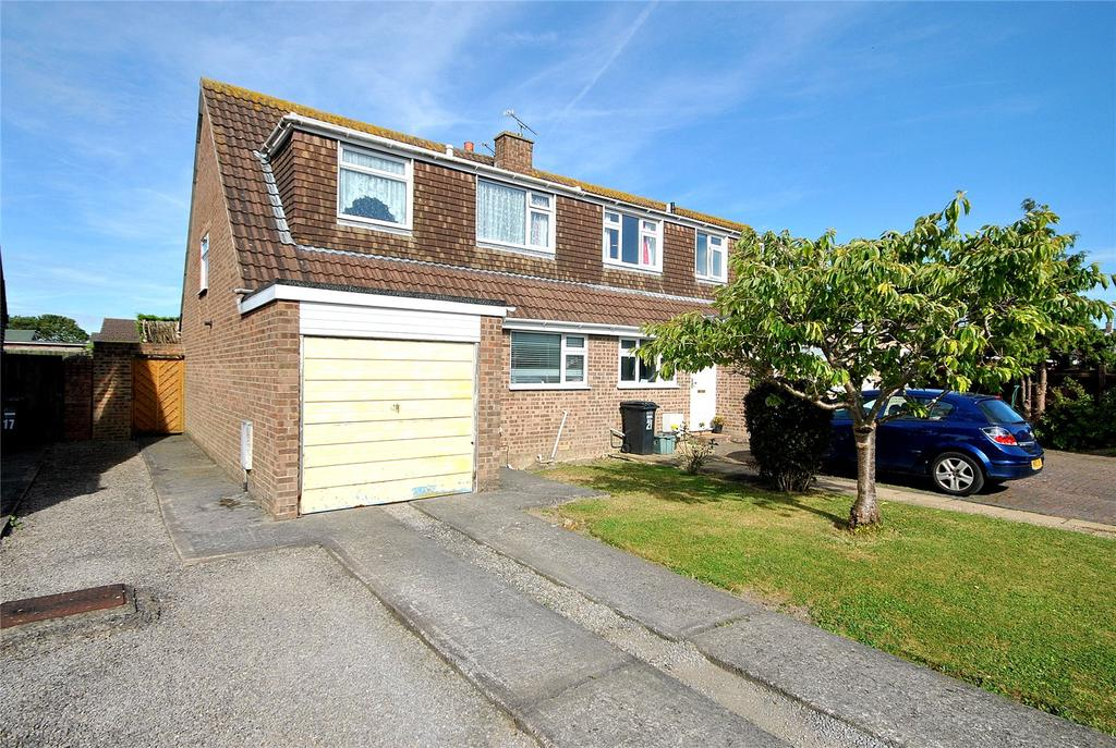 3 Bedrooms End Of Terrace House for sale in Fulmar Road, Worle, Weston-super-Mare, North Somerset, BS22