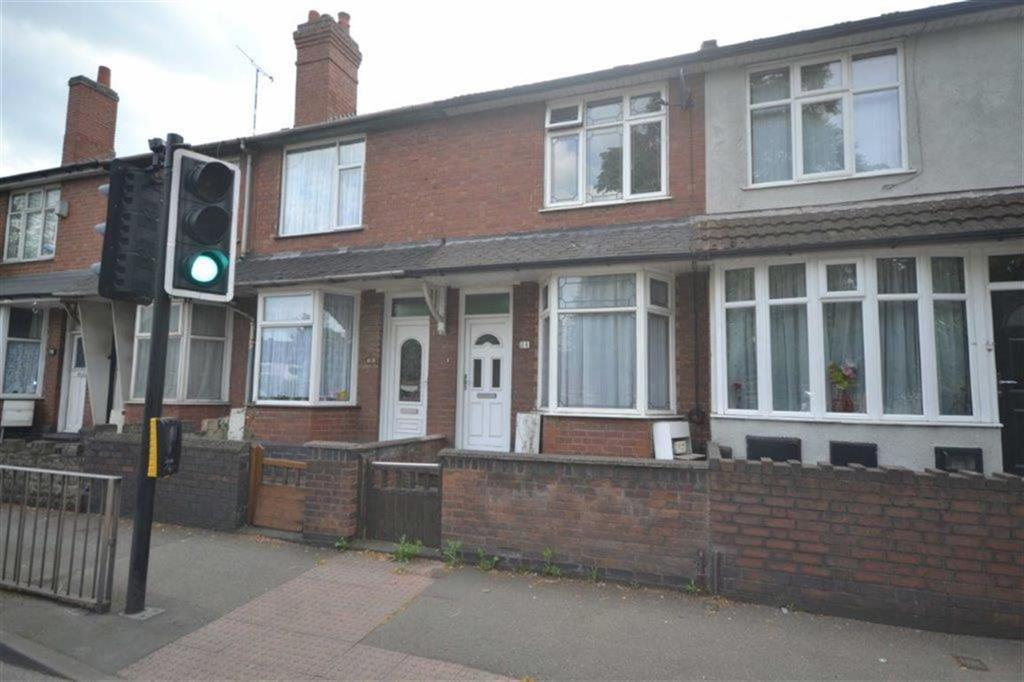 2 Bedrooms Terraced House for sale in Corporation Street, Abbey Green, Nuneaton