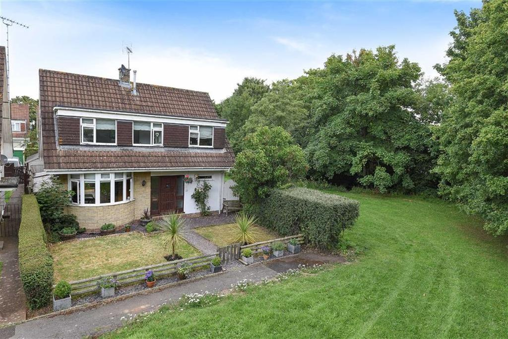 3 Bedrooms Detached House for sale in Wambrook Close, Taunton, Taunton, Somerset, TA1
