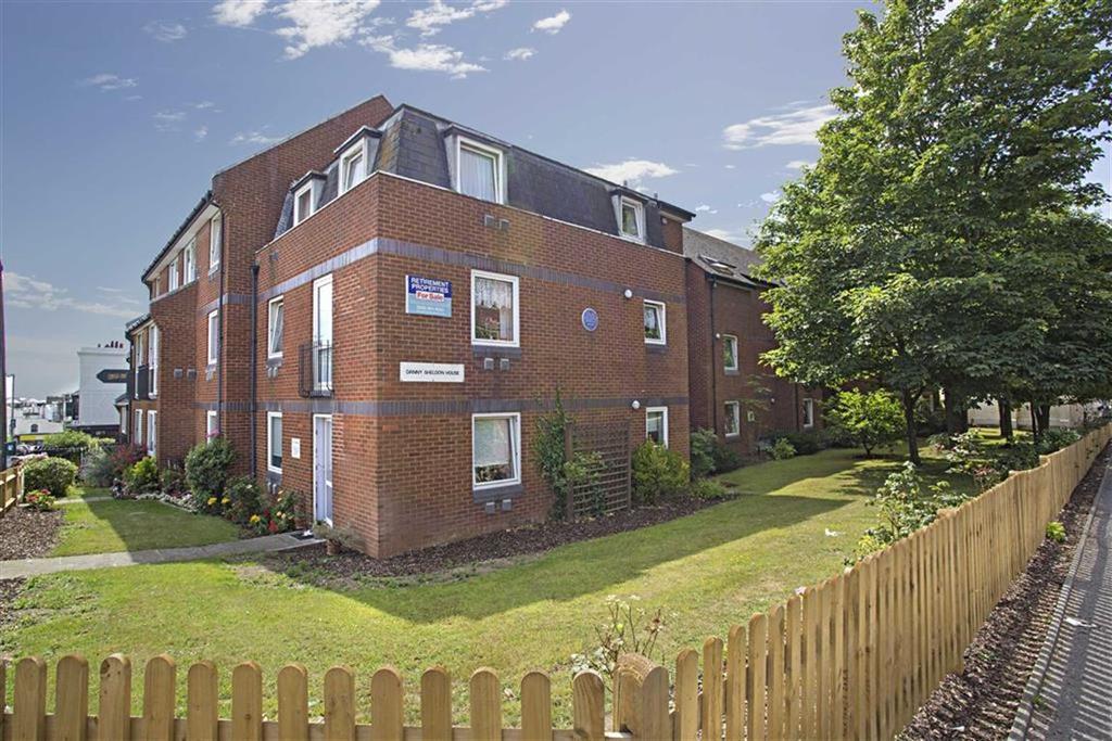 1 Bedroom Flat for sale in Danny Sheldon House, Brighton