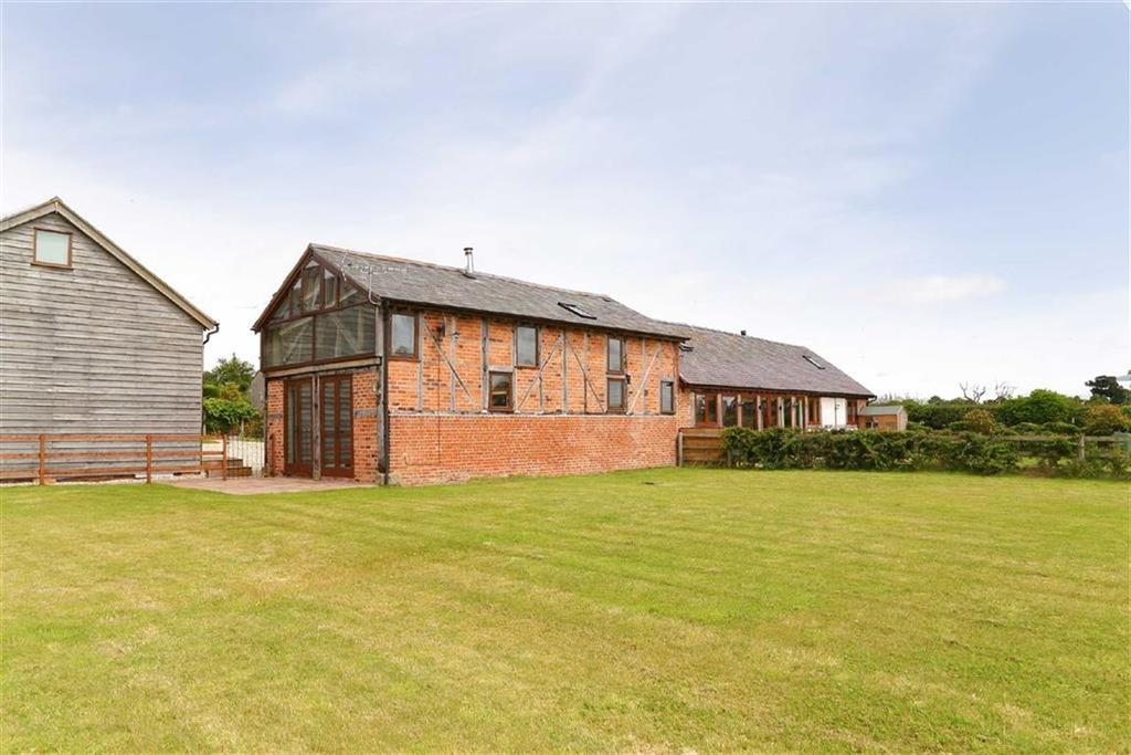 2 Bedrooms Semi Detached House for sale in The Ridge, Ellesmere, SY12