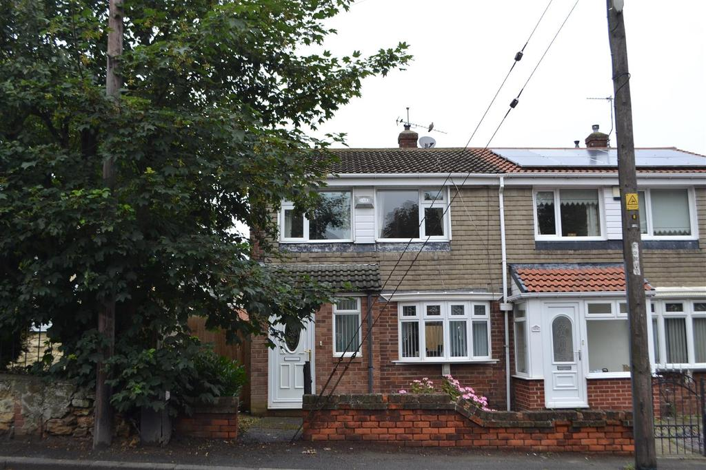 3 Bedrooms Terraced House for sale in Vicarage Close, Silksworth, Sunderland