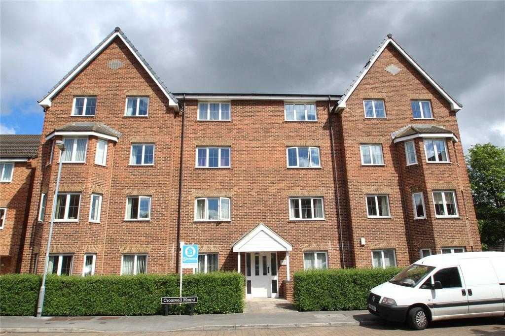 2 Bedrooms Apartment Flat for sale in Gascoigne House, Pontefract, WF8