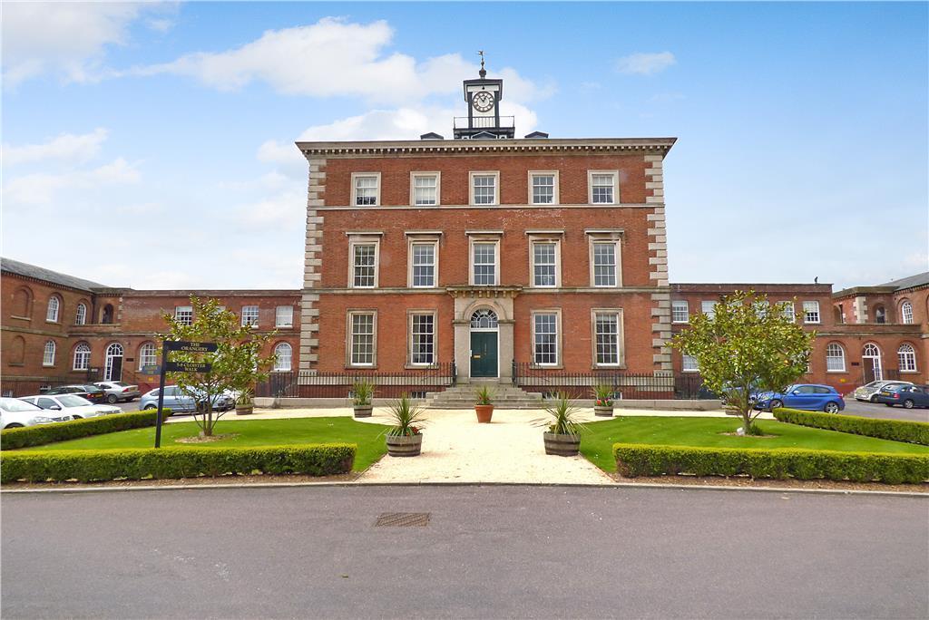 2 Bedrooms Apartment Flat for sale in Mansion House, Devington Park, EX6