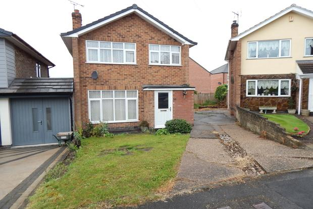 3 Bedrooms Detached House for sale in Grasmere Close, Hucknall, Nottingham, NG15