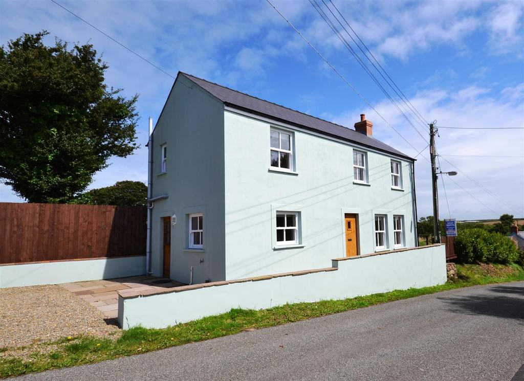3 Bedrooms Detached House for sale in St Ishmaels