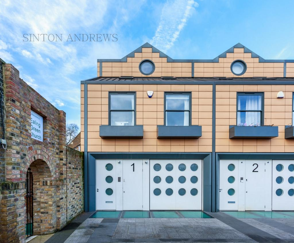 4 Bedrooms Town House for sale in Holinser Terrace, The Grove, W5