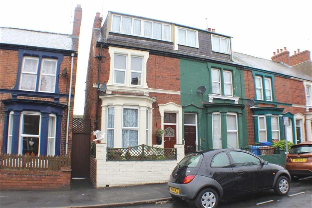 4 Bedrooms End Of Terrace House for sale in Fairfield Road, Bridlington, East Yorkshire