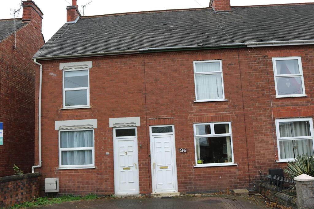 2 Bedrooms End Of Terrace House for sale in Newlands Road, Baddesley Ensor, Atherstone