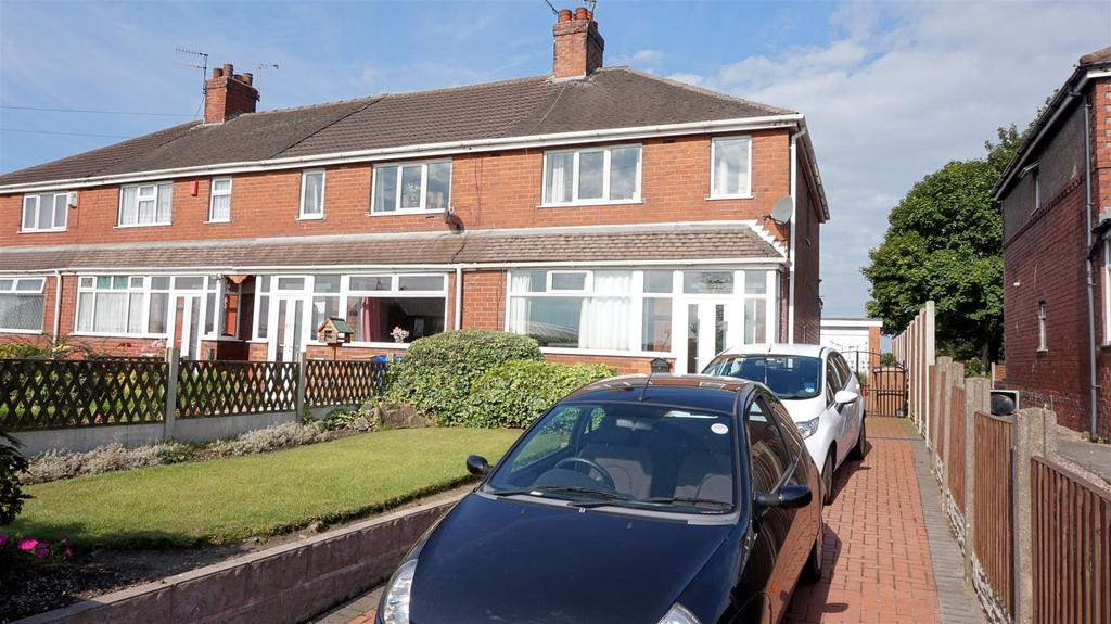 3 Bedrooms Town House for sale in Brownhills Road, Tunstall, Stoke-On-Trent