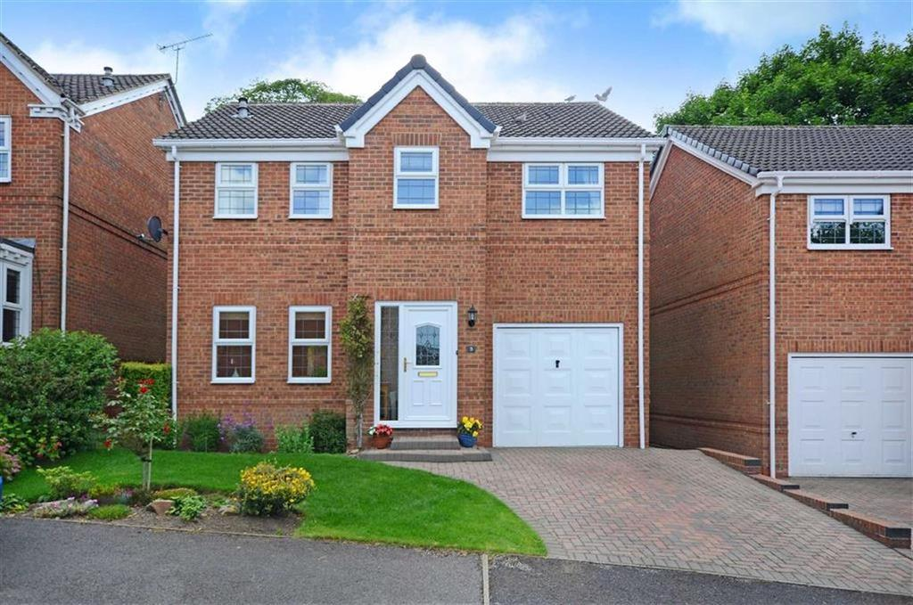 4 Bedrooms Detached House for sale in 5, Sandygate Grange Drive, Sandygate, Sheffield, S10