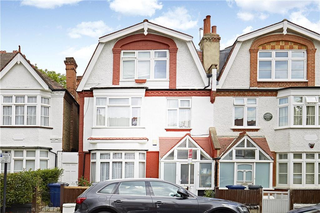 2 Bedrooms Flat for sale in Rusthall Avenue, Chiswick, W4