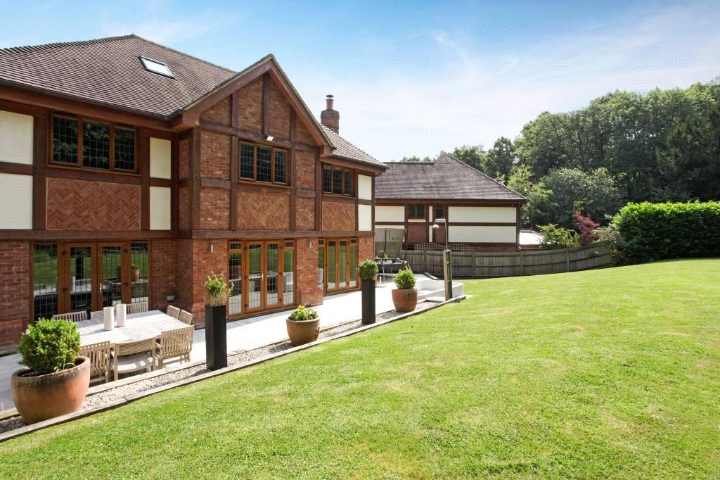 5 Bedrooms Detached House for sale in Pelling Hill, Old Windsor, Windsor, Berkshire, SL4
