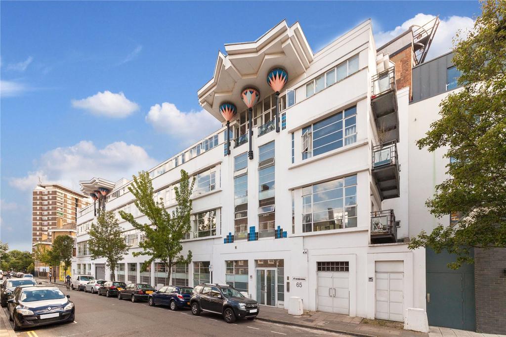 2 Bedrooms Flat for sale in Wallis Building, 65 Penfold Street, London