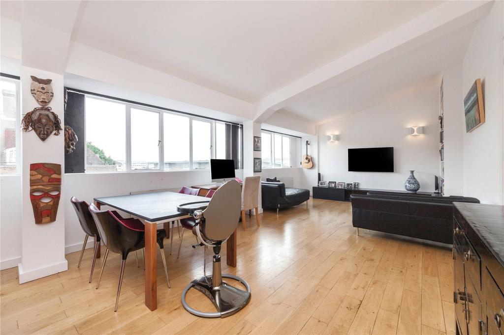2 Bedrooms Flat for sale in Wallis Building, 65 Penfold Street, London