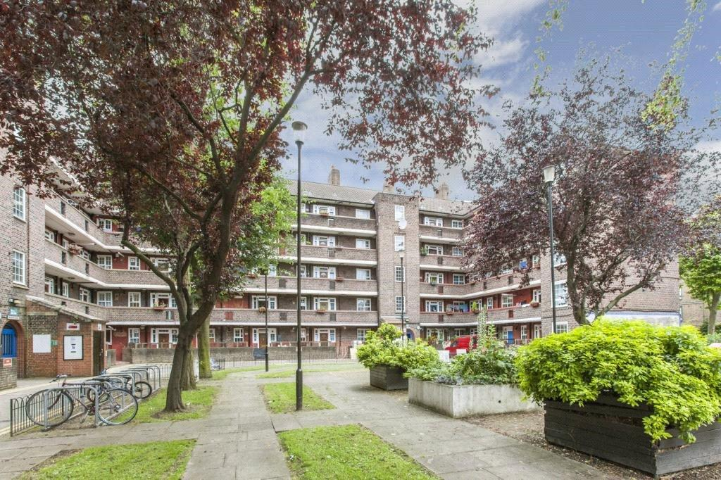 3 Bedrooms Flat for sale in Moneyer House, Provost Estate, London, N1