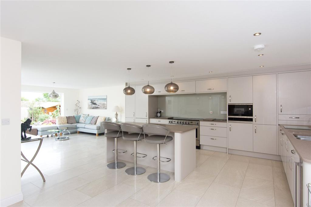 5 Bedrooms Detached House for sale in The Levels, Meare, Glastonbury, Somerset, BA6