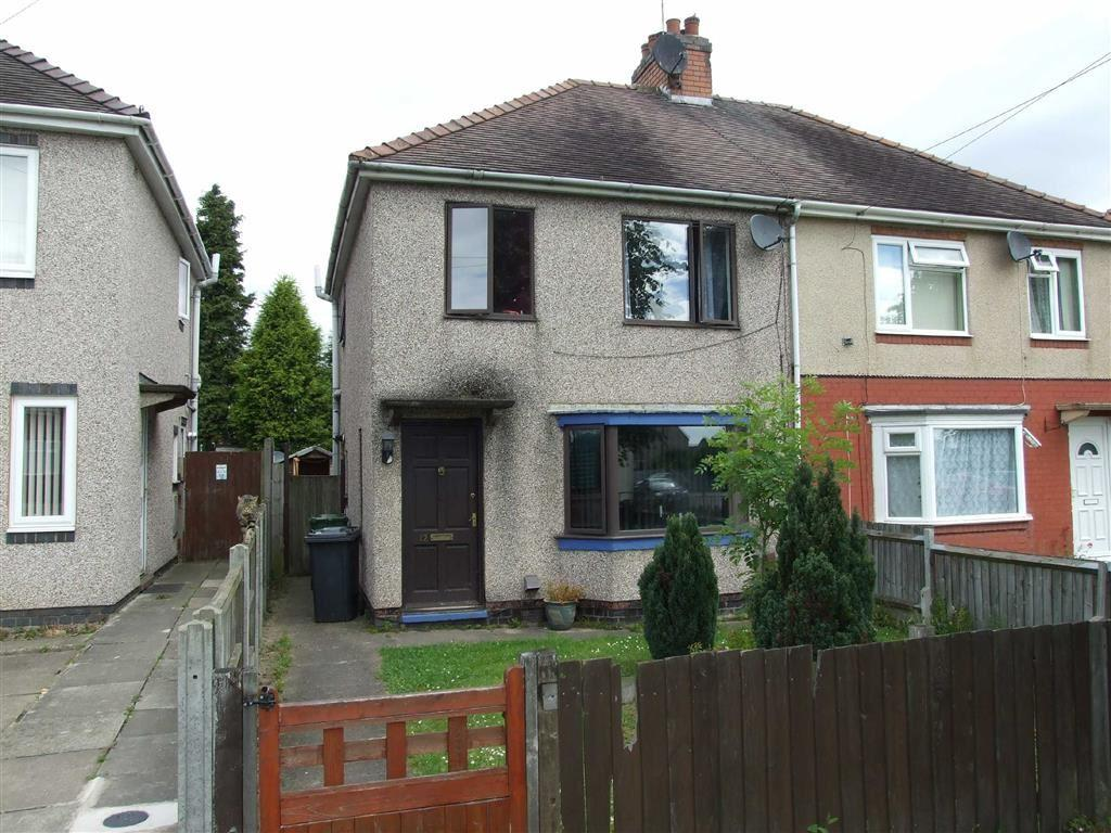 3 Bedrooms Semi Detached House for sale in Goodyers End Lane, Bedworth