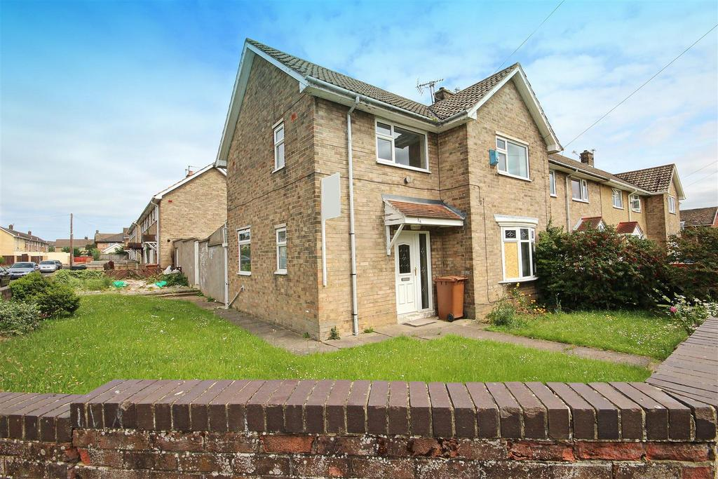 3 Bedrooms End Of Terrace House for sale in Macrae Road, Hartlepool