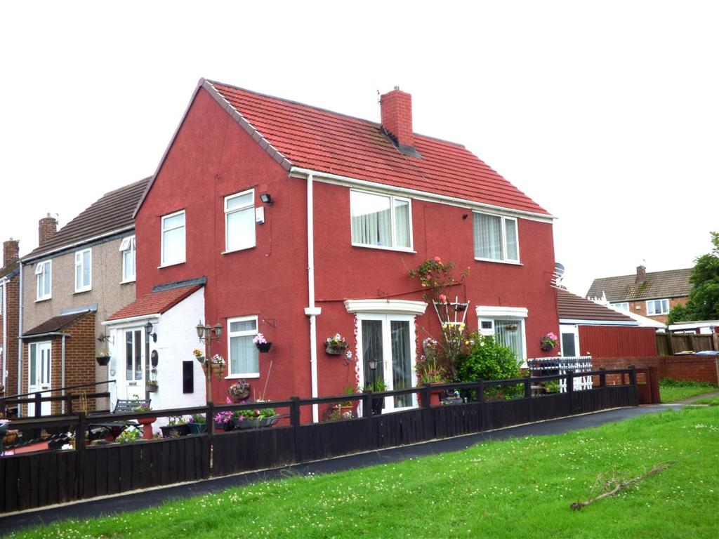 4 Bedrooms Semi Detached House for sale in Fair View, West Rainton, Houghton Le Spring