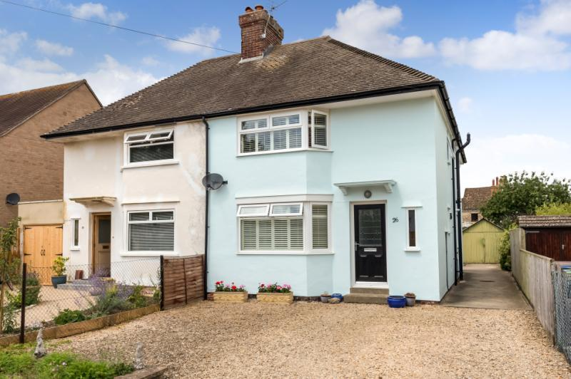 3 Bedrooms Semi Detached House for sale in Meadow Prospect, Wolvercote