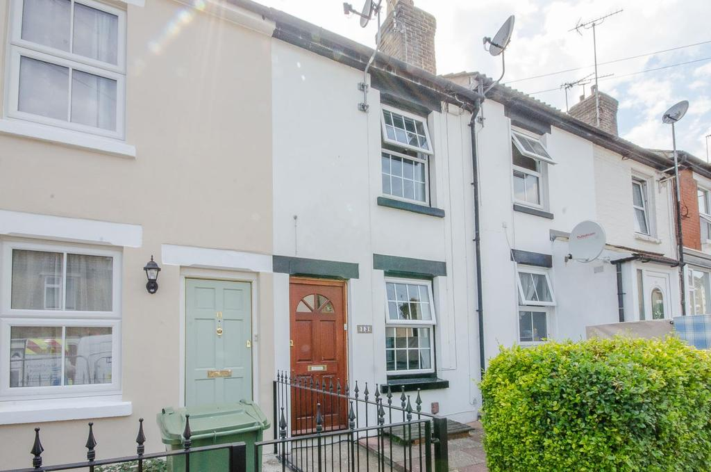 2 Bedrooms Terraced House for sale in Dover Street, Maidstone, Kent
