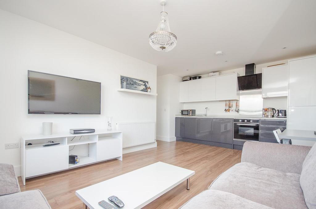 2 Bedrooms Apartment Flat for sale in Miller Heights, 43-51 Lower Stone Street, Maidstone, Kent
