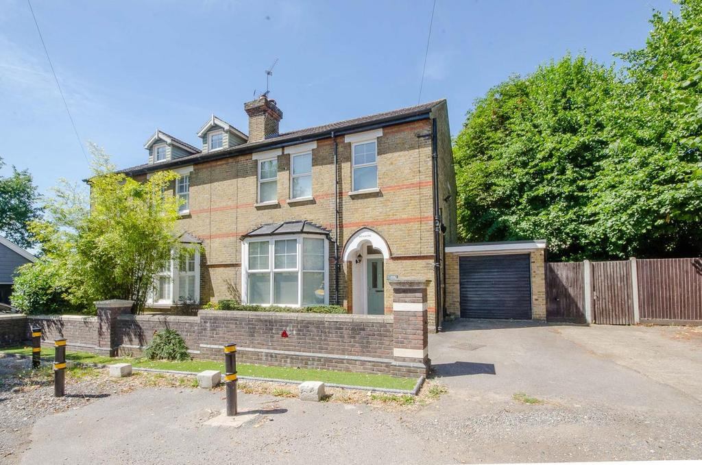 3 Bedrooms Semi Detached House for sale in Hever Gardens, Maidstone, Kent