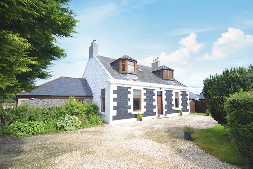 4 Bedrooms Farm House Character Property for sale in Pettoch House Pettoch Farm, Low Coylton, KA6 6HD