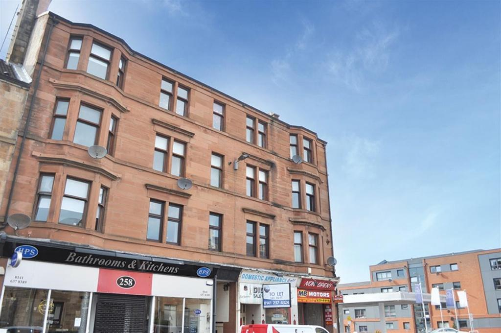 2 Bedrooms Flat for sale in 2/1, 256 Clarkston Road, Muirend, G44 3EA