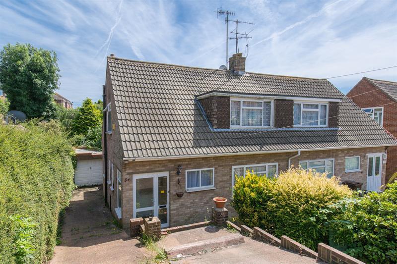 3 Bedrooms Semi Detached House for sale in Warren Way, Woodingdean