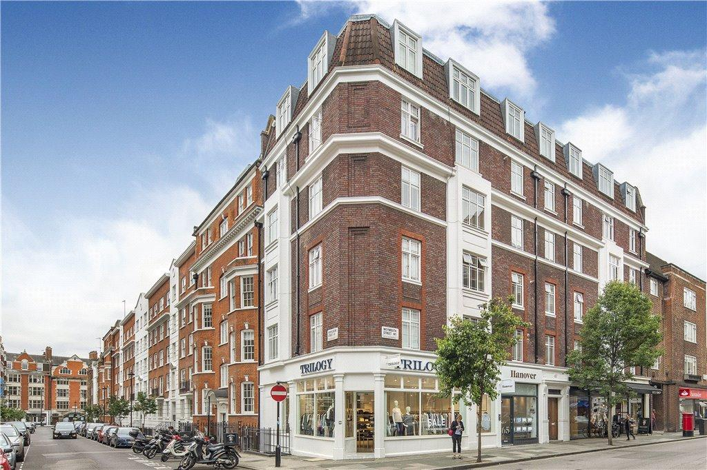 1 Bedroom House for sale in Carisbrooke Court, Weymouth Street, London