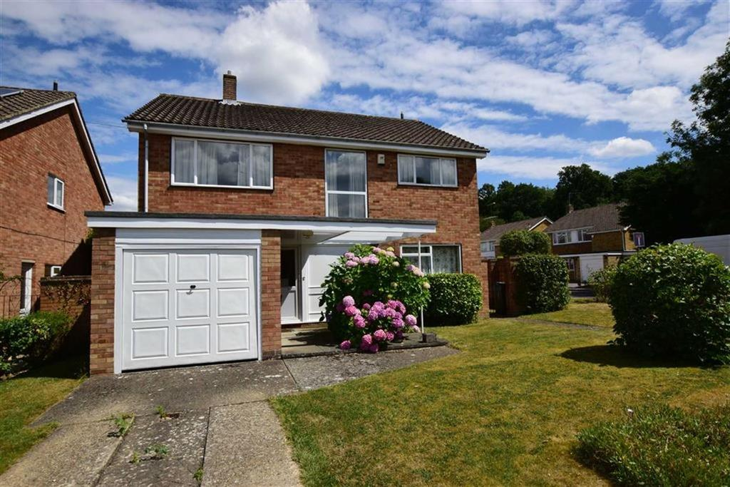 4 Bedrooms Detached House for sale in Phillimore Road, Emmer Green, Reading