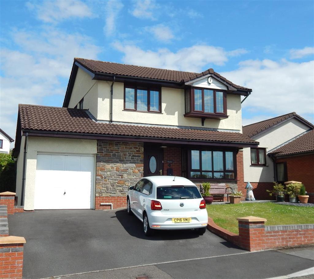 4 Bedrooms Detached House for sale in Heol Broch, Birchgrove, Swansea