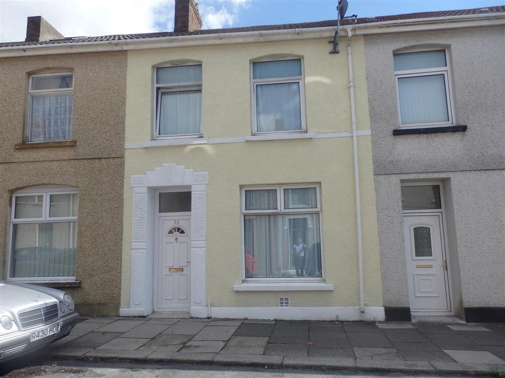 3 Bedrooms House for sale in Neville Street, Llanelli
