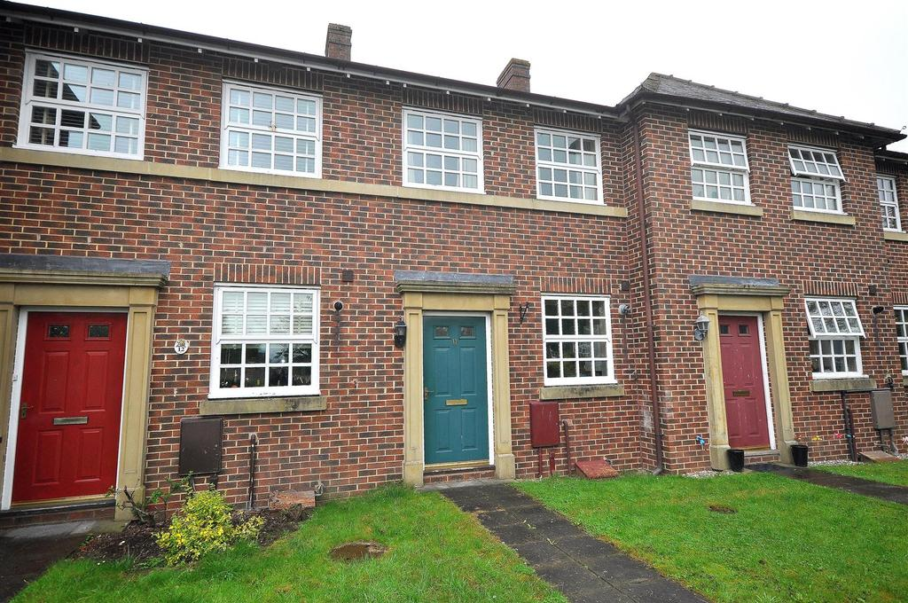 2 Bedrooms House for sale in Bellingham Close, Thirsk