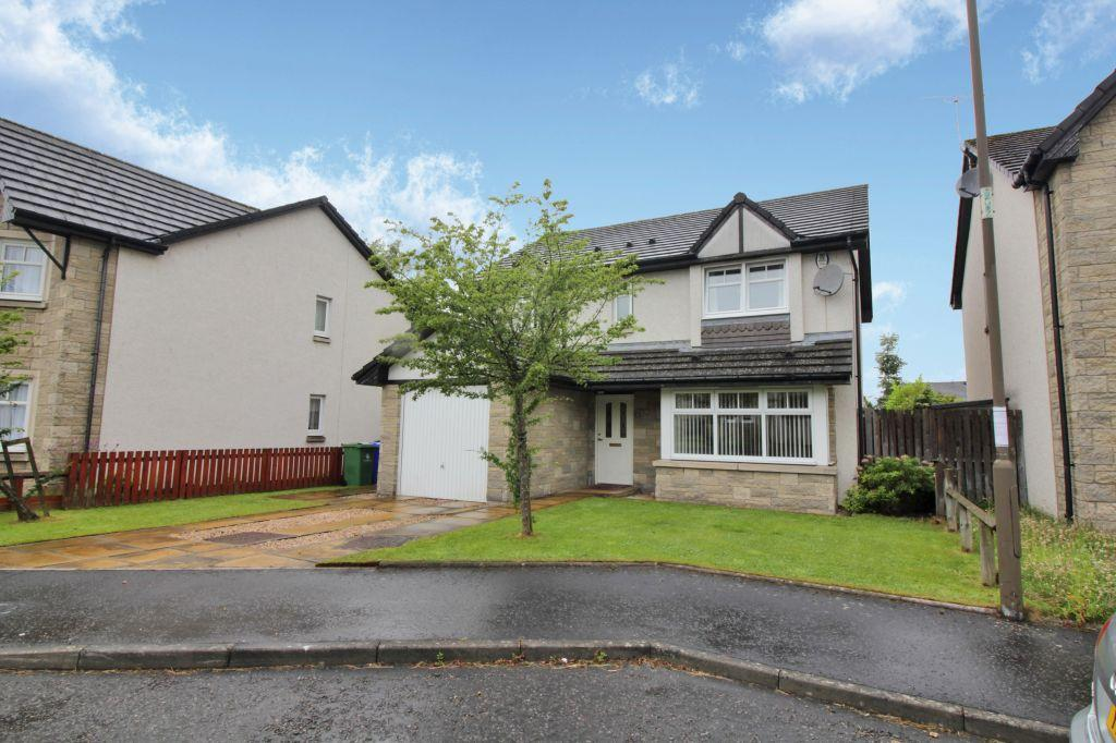 4 Bedrooms Detached Villa House for sale in River Wynd, Stirling, FK9 5GN