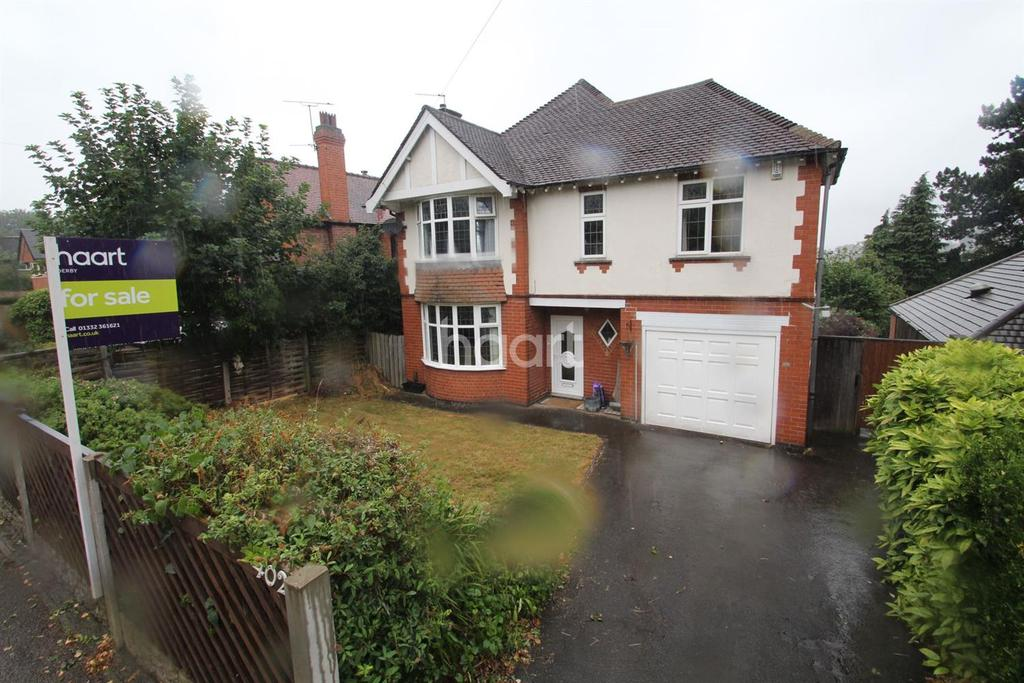 4 Bedrooms Detached House for sale in Burton Road, Derby