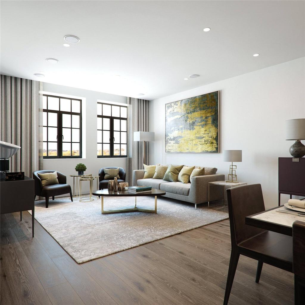 3 Bedrooms Flat for sale in The Maple Building, 39-51 Highgate Road, London, NW5